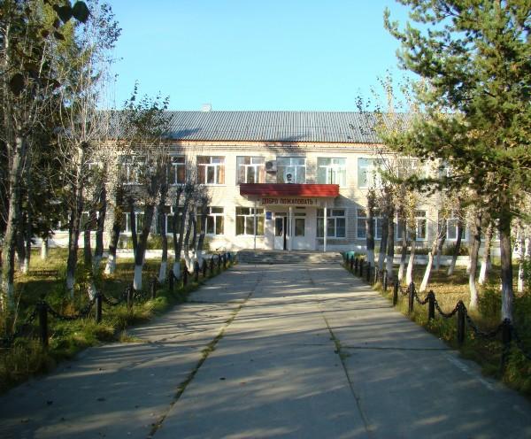 Алябьевская средняя общеобразовательная школа